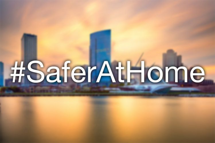 Governor Evers Issues Safer at Home Order