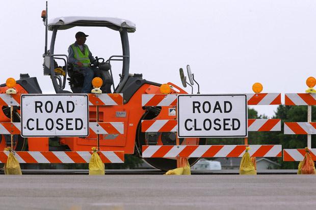 2021 Road Construction Updates